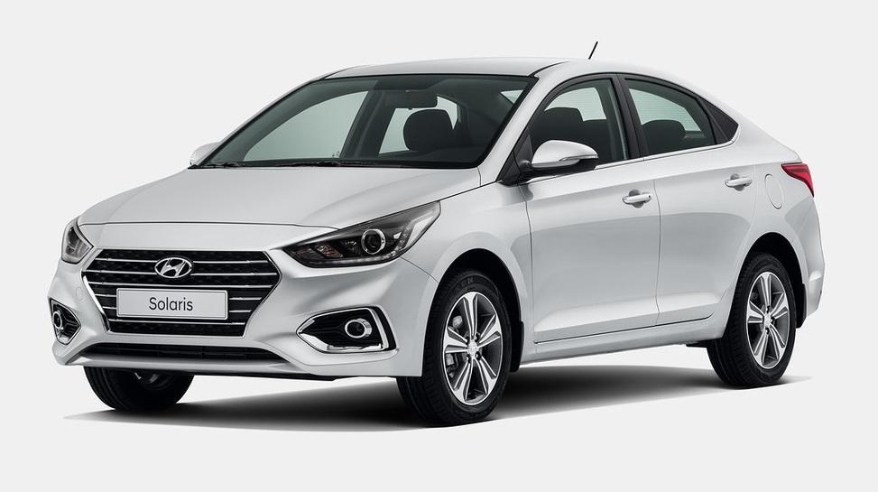 Расход топлива Хендай Солярис (Hyundai Solaris): 1,4-1,6 отзывы