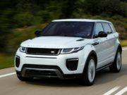 Range Rover Evoque 2.0, 2.2